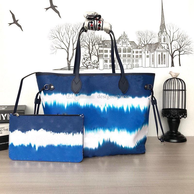 여성 핸드백 Nevefull 쇼핑 가방 디자이너 명품 핸드백 지갑 여름 새로운 어깨 가방 패션 명품 디자이너 큰 토트 백