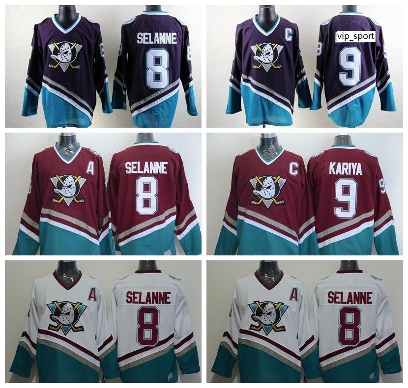 anaheim mighty ducks vintage jersey