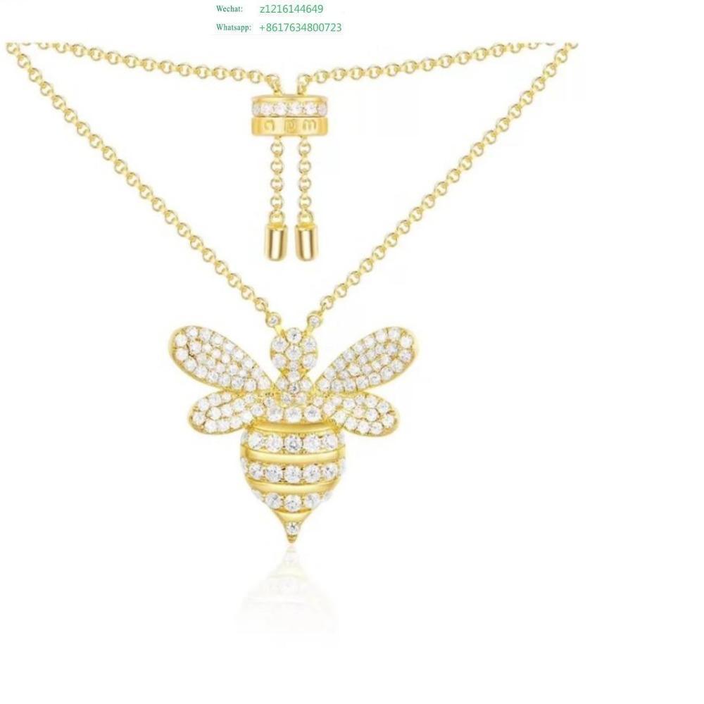 Simple Cercle Dainty Ouvert Contour Éternité Rond Argent Bijoux De Mode Colliers En Or Pour Womenbrand