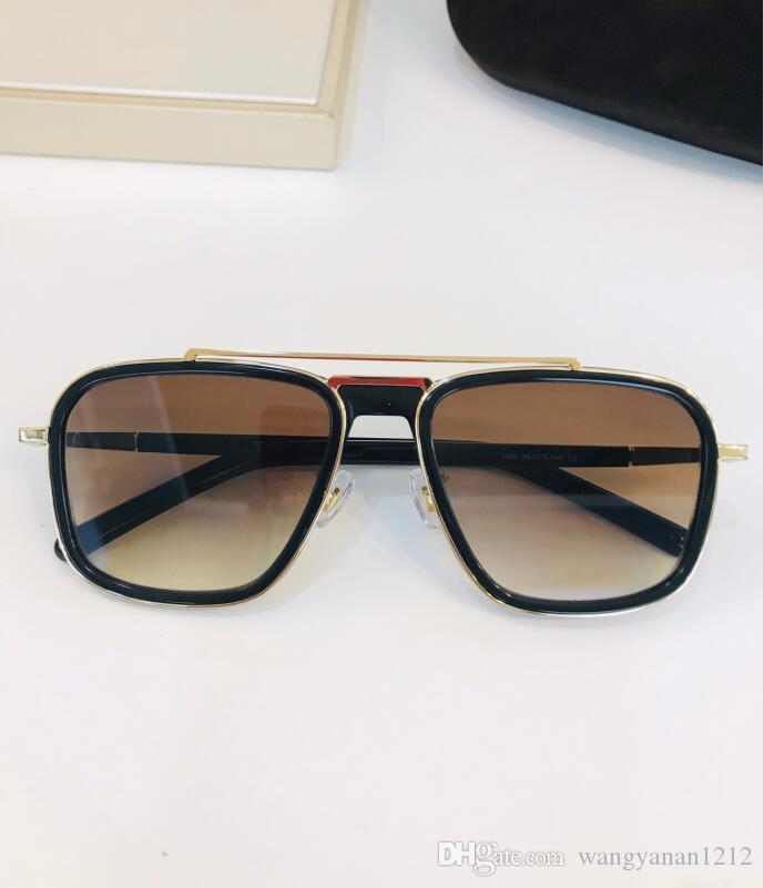 Neueste Verkauf populäre Art und Weise 1060 Frauen Sonnenbrillen Herren Sonnenbrille Männer Sonnenbrille Gafas de sol hochwertige Sonnenbrille UV400 Objektiv