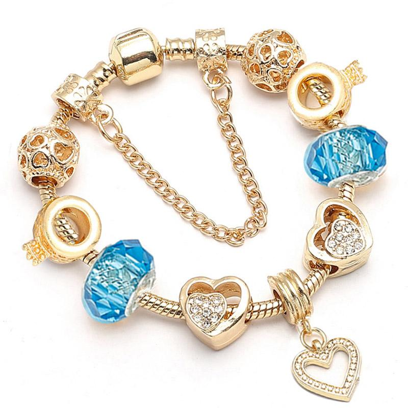 charms pandora couleur