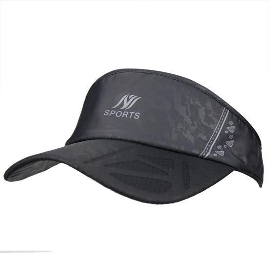 Womens Mens Verão respirável de secagem rápida escavar correr longas Brim Esvaziar Top Baseball tênis Sun Hat Cap Hats