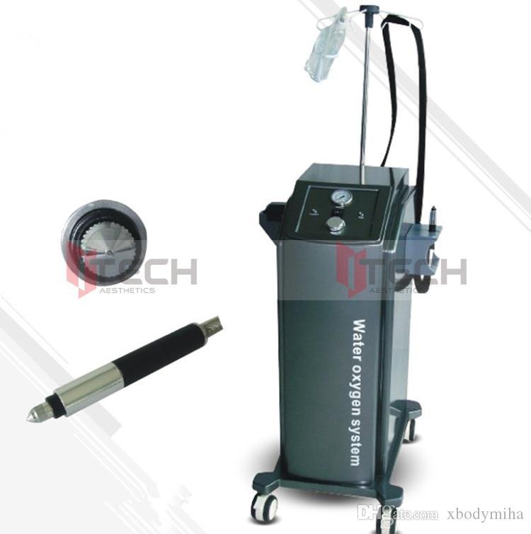 H200 Jetpeel Oxygen Beauty Machine Oxygen Water Jet Peeling Oxygen Jet Beauty Machine Facial Skin Care Machine
