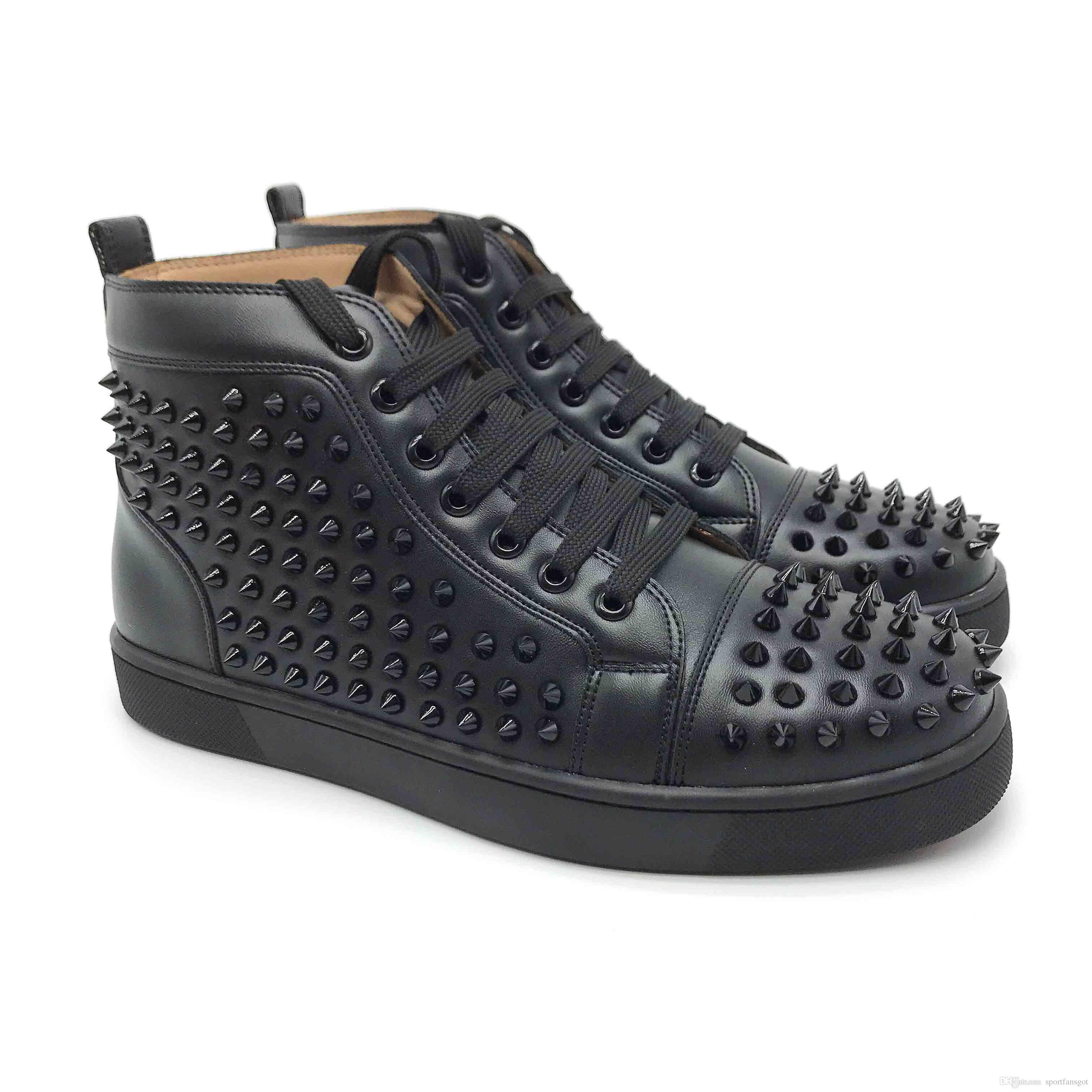 Bottom Designer Shoes Big Size Eur47