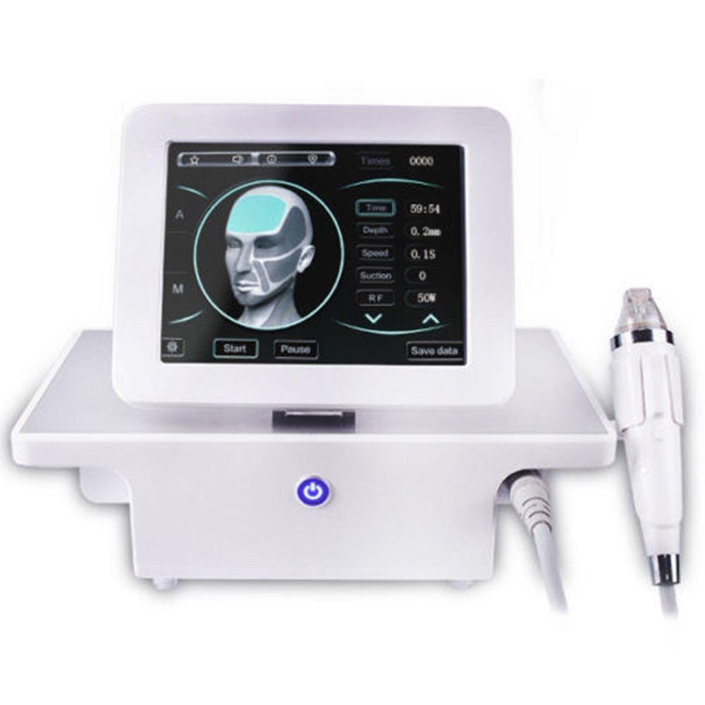Thermage portátil piel de Microneedle ZGTS aguja Micro fraccional RF máquina de rejuvenecimiento belleza thermage arrugas CE Equipamiento de RF