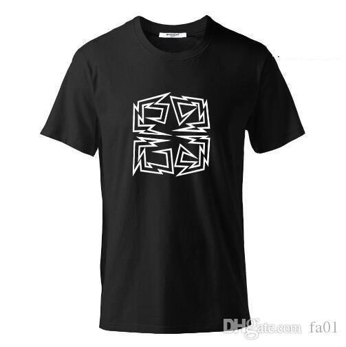 2019 Beyaz Siyah Tişört Topu Basketbol Erkek Pamuk Kısa Kollu Gevşek BBB Tshirt erkekler t gömlek S-6XL