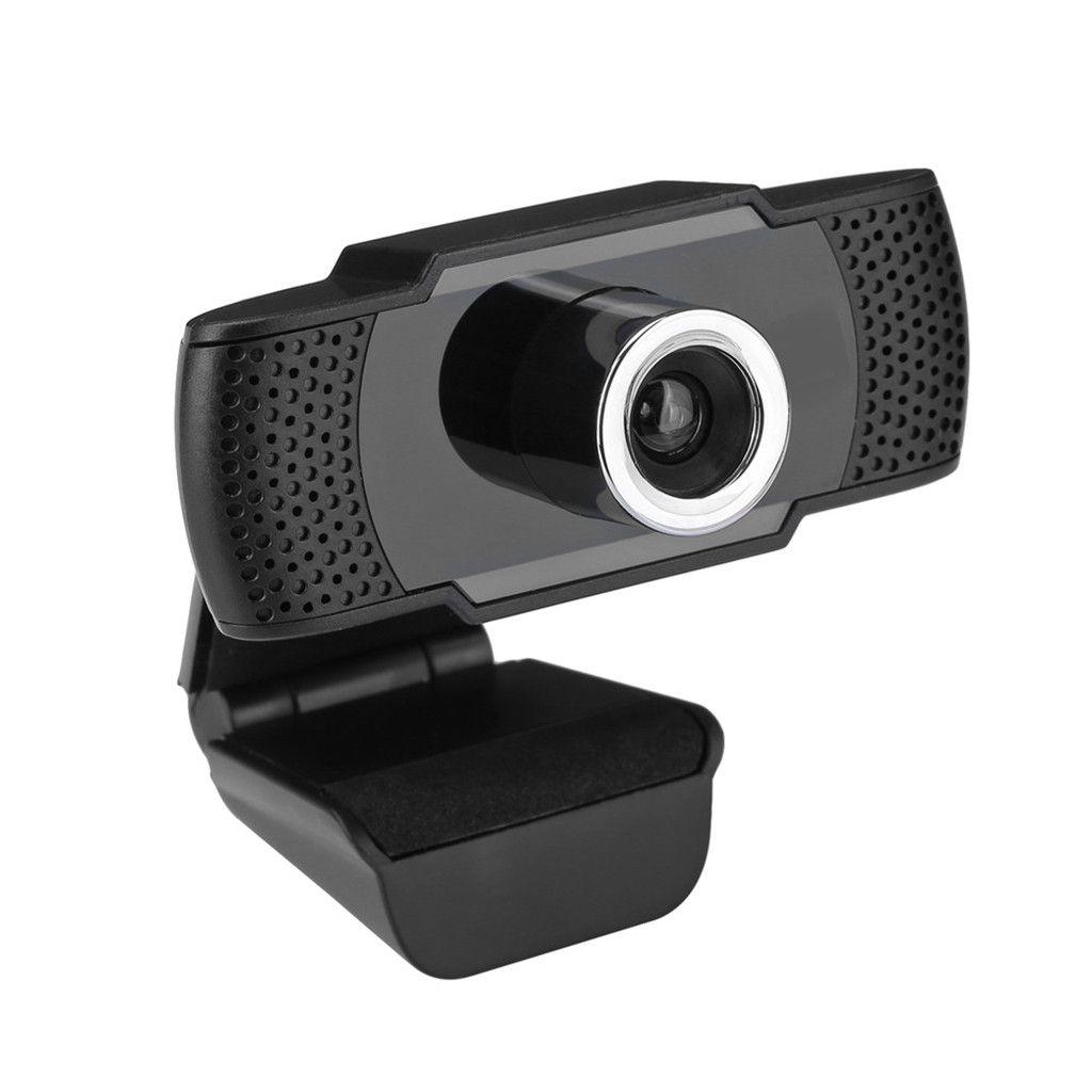 كامل HD 1080P كاميرا USB الويب مع إلغاء الضوضاء ميكروفون محمول قطات كاميرا لايف للكمبيوتر الروبوت TV