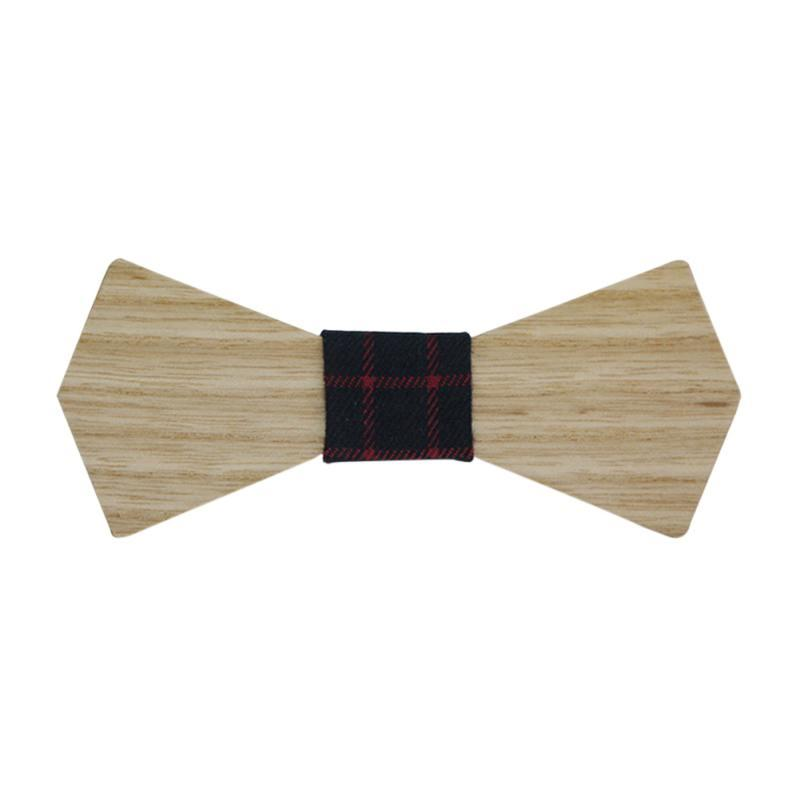 Men Hardwood Butterfly Bow Ties Bowtie Handmade Wood Bow Tie