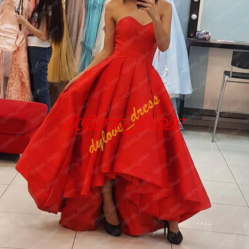 2021 sexy élégant rouge plus taille arabe africaine fille noire fille cocktail robes de retour Hauts robes de soirée haute vestidos de fiesta