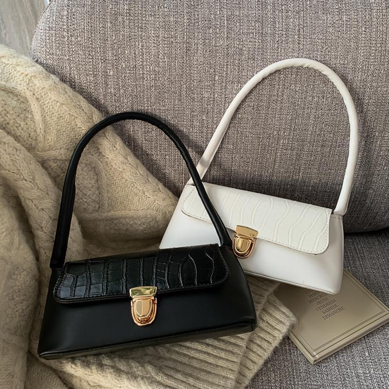 2020 Ältere Sense-Nischen-Design Tasche Mode Luxus Schultertasche Designer Handtaschen-Dame Handtasche