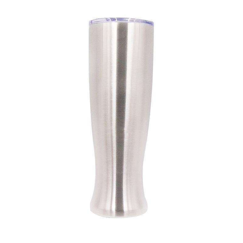 20 oz Vazo Kupası Paslanmaz Çelik Tumbler Çift Katman Termos Bira Kupa tumblers Su Şişeleri Vazo Şekli Bardaklar YENİ GGA2393