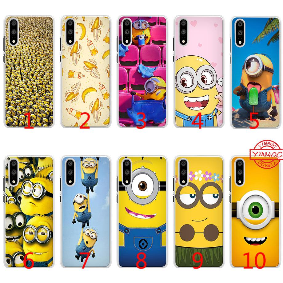 Minions Funny Soft Silicone Phone Case For Huawei P10 P20 Lite P8 P9 Lite 2015 2016 2017 P Smart Cover Canada 2021 From Emmall, CAD  2.04 | DHgate ...