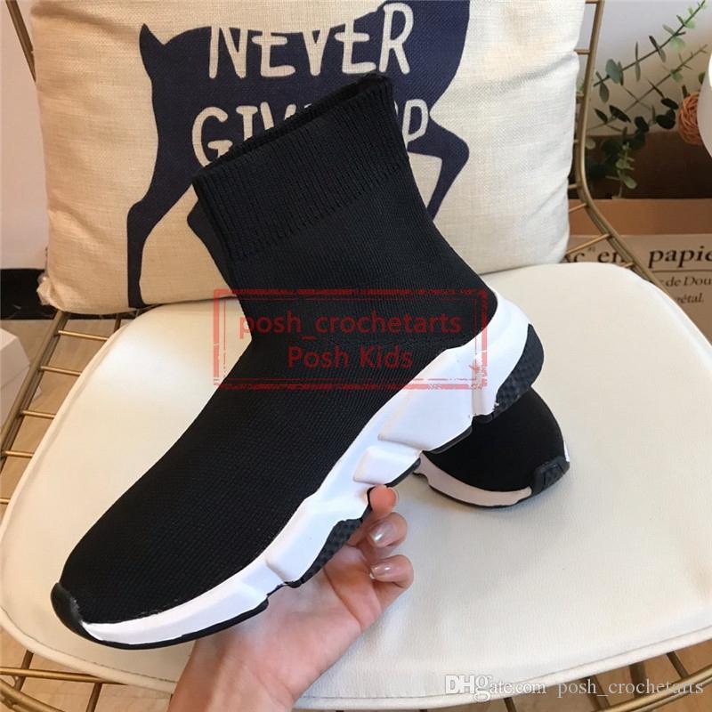 Мода Кроссовки легких кроссовок Весов Дизайнерских унисексы носки как кроссовки для высокого качества конструктора обуви для женщин и мужчин с коробкой