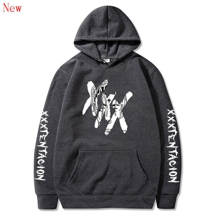 Fashion Hoodies Men/Women Casual Hip Hop XXXTentacion Sweatshirt Vibes Forever Traksuit Fleece Pullover Hoody Y3
