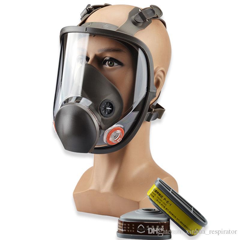 painting respirator mask