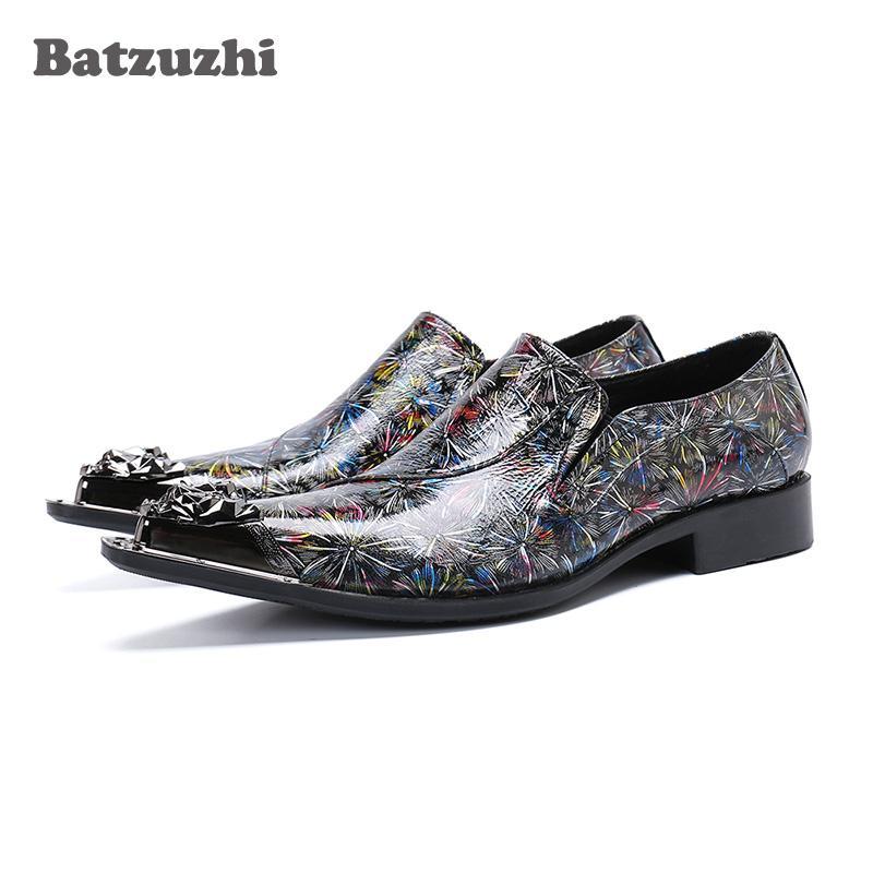 Batzuzhi scarpe uomo artigianali italiani scarpe zapatos de hombre scarpe eleganti in pelle scarpe