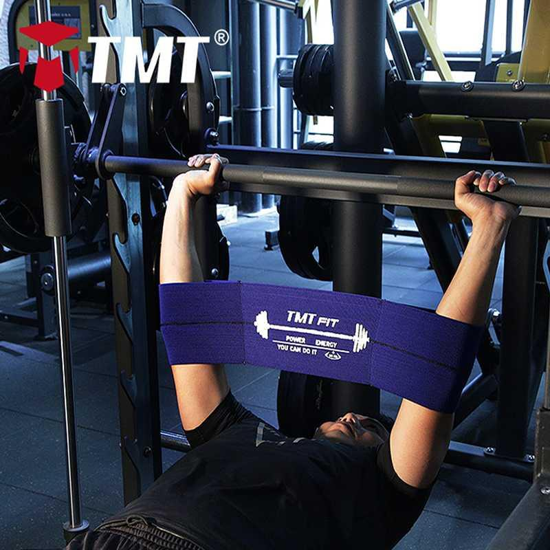 Slingshot für Gewichtheben Ellbogen-Stützband-Powerlifting-Bank-Press-Sling-Fitness-Leistungs-Engpass-Festigkeit Trainingsarm