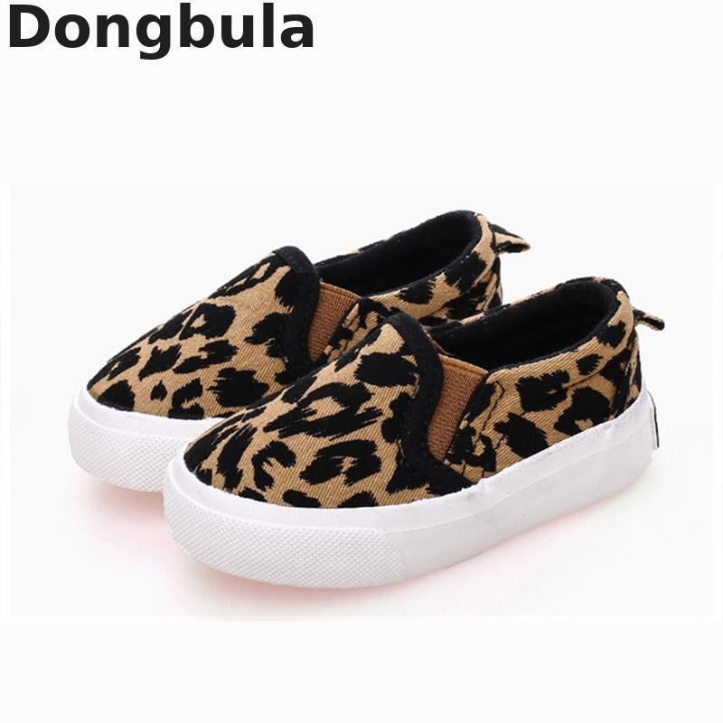 Kids Sneakers Student Flat Shoes