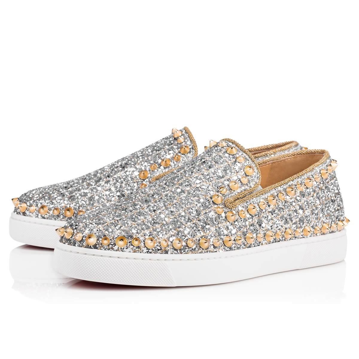 Designer di lusso Red fannulloni per gli uomini il cuoio genuino Slip On scarpe piattaforma casuale delle scarpe da tennis della festa nuziale della Flats Shoes Men 7gfe