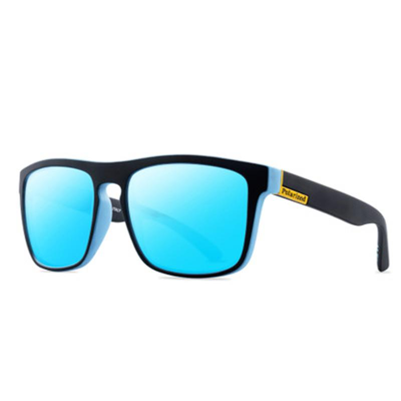 Occhiali da sole retrò mens uomo maschio guida marchio occhiali da sole occhiali da sole da sole de polarizzato gafas specchio sol uv400 AUUXQ