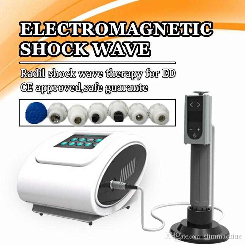 Smartwave Ударно-волновая терапия FSWT RSWT ESWT wellwave piezowave Сфокусированное оборудование ударно-волновой терапии быстрая доставка DHL