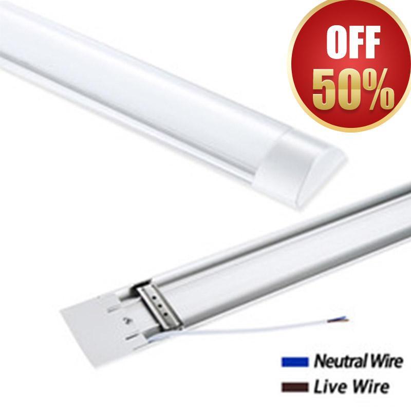50% de desconto nas tubos de iluminação ao ar livre solar lumières em forma de v-molderam porta led-tubos LED tira luzes lados duplos LEDs Sinal de néon em nós