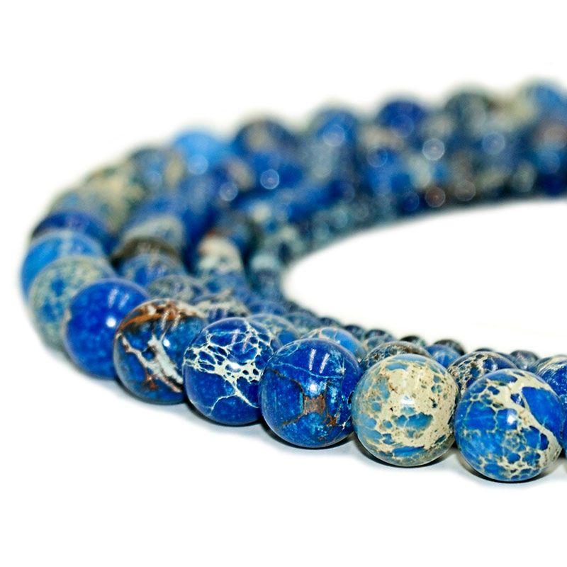 Howlite redonda con cuentas 4mm Blanco 90 piezas Piedras Preciosas bricolaje artesanías de fabricación de joyas
