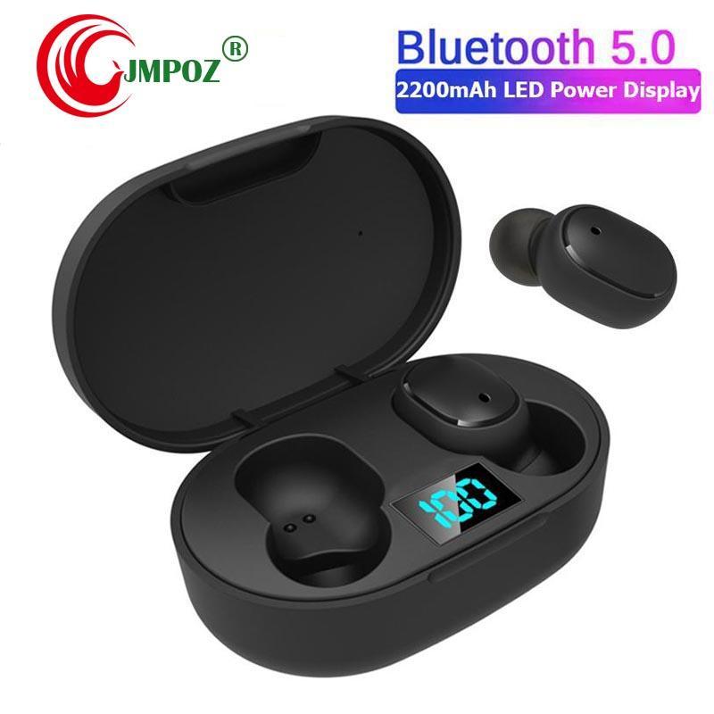 Bluetooth наушники 5,0 TWS Беспроводные гарнитуры Blutooth наушники Handsfree Музыка Спорт Earbuds Gaming Headset телефон