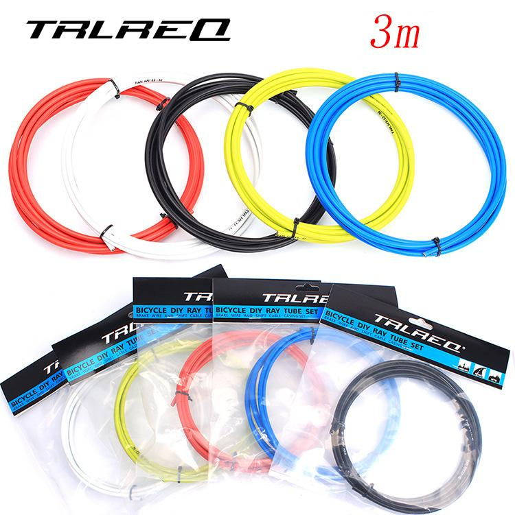 Bike Shifting Cable Brakes Housing Cables Line Bicycle Derailleur Durable Strong