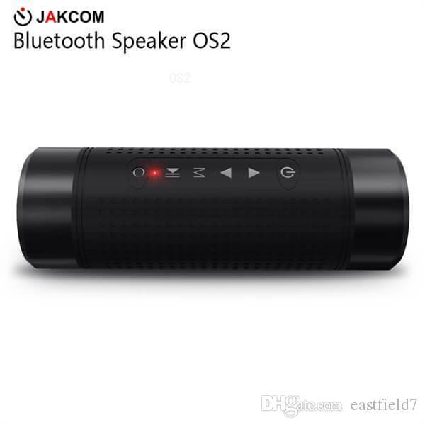 JAKCOM OS2 Outdoor Wireless Speaker Vendita calda in radio come hexohm v3 yotaphone 2 ulefone power