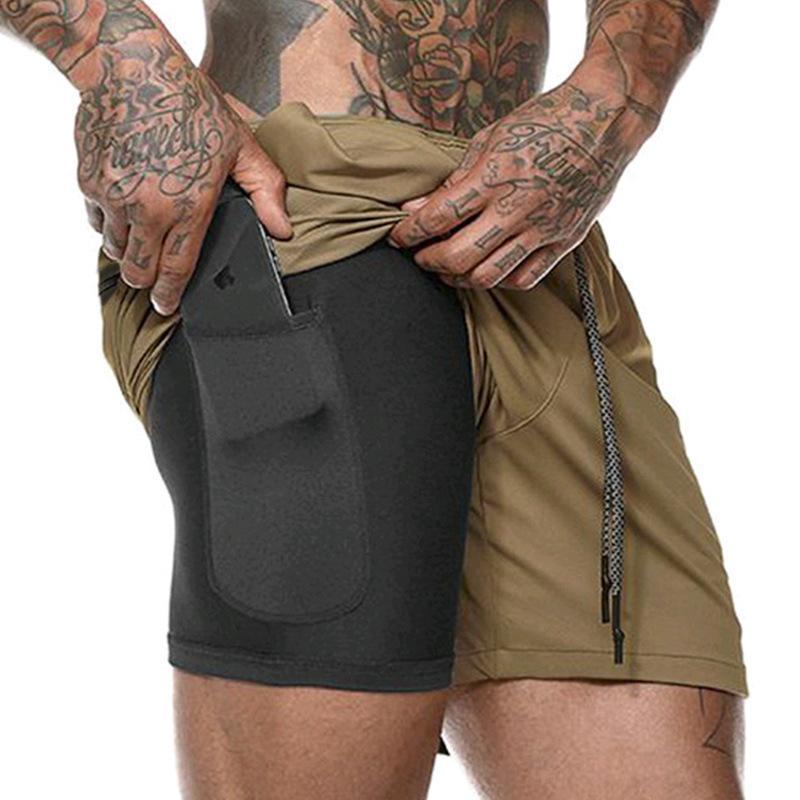 2020 dos homens do desenhista calças de verão novo tamanho grande cinco calções de secagem rápida shorts casuais calças de fitness atacado Europa e América