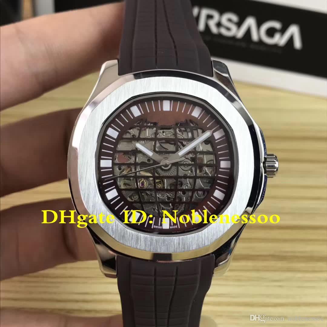 8 색 최고 품질 손목 시계 망 41mm 새로운 모델 시계 강철 고무 밴드 아시아 운동 기계 자동 자동 남자 시계