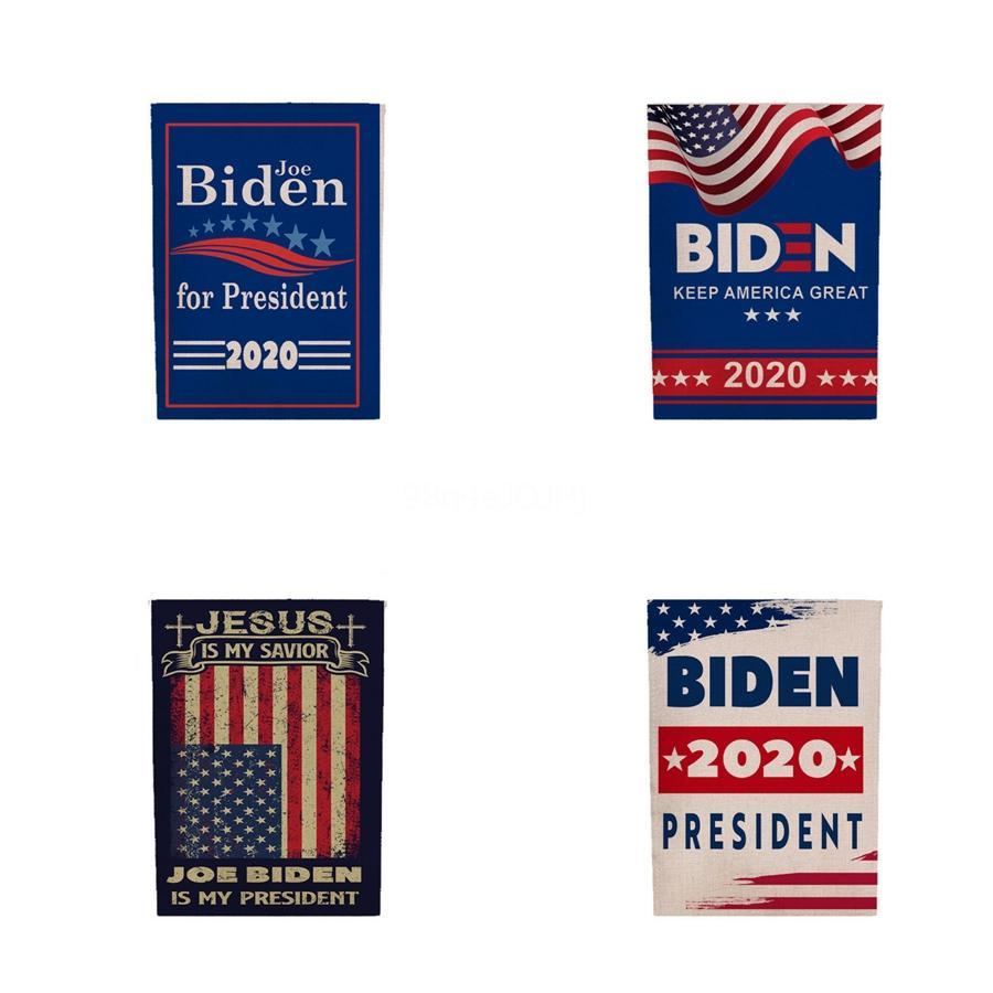 President Donald Biden 2020 Flag Make Keep Us America Great Single Sided Us Election Patriotic Outdoor Decoration Banner Garden Flag Vt10 #82