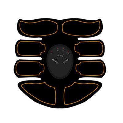 FLYMK الذكية EMS العضلات محفز لاسلكية كهربائية نبض علاج ABS فيتنيس التخسيس الجمال البطن العضلات التمارين المدرب