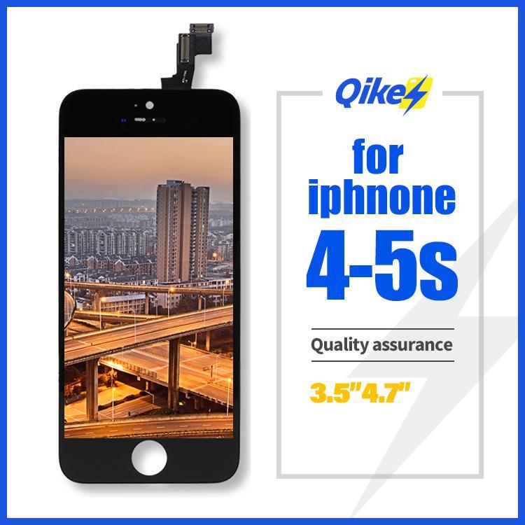 Großhandel Handy lcd für iPhone lcd, für iPhone 4 4s 5 5s LCD-Bildschirm, für iphone 5 Display mit bestem Preis