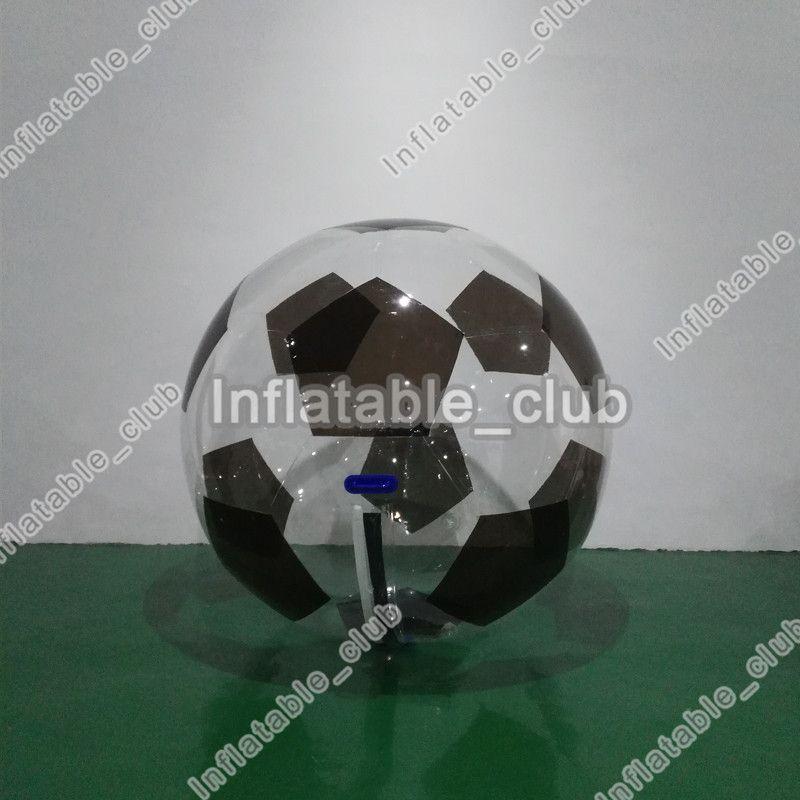 مصنع بالجملة نفخ المشي المياه الكرة الإنسان حجم 1.5 ديا المشي على كرة الماء PVC / تبو المياه بكرة الكرة