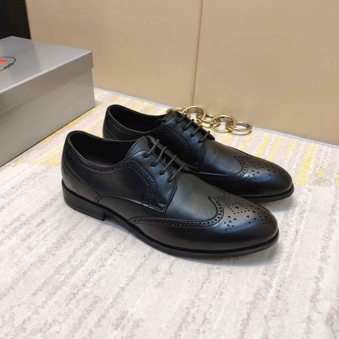 moda casual business confortável vestido de noiva únicos plana sapatos de couro dos homens 110601