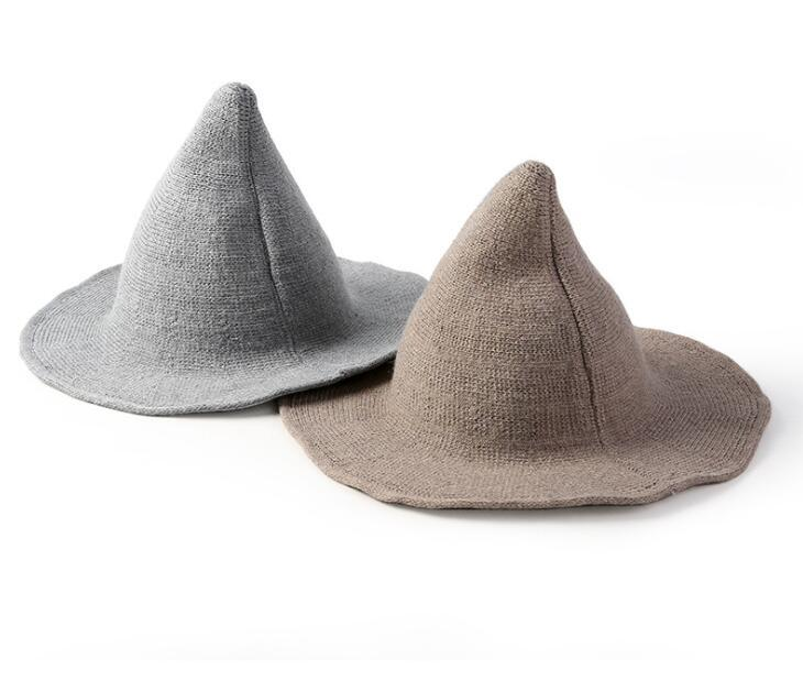 Women Witch From High US Quality Halloween Cotton Modern Made Hat