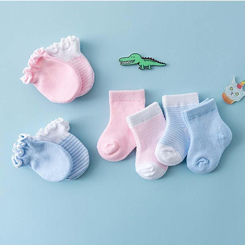 Small baby warm woolen mittens suitable newborn 1 or 2 pairs