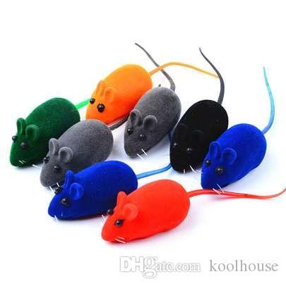 1 шт. Маленькая мышь игрушка кошка реалистичный звук игрушки для животных мышей для кошек Gatos игрушки мыши продукты Gatos Productos Para Mascotas