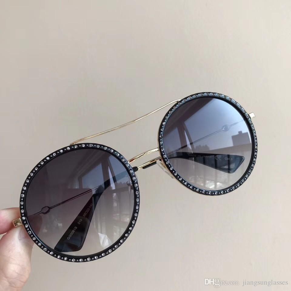 남성 디자이너 선글라스 여성 선글라스 브랜드 망 태양 안경을 여자 브랜드 디자이너 코팅 자외선 차단 망은 0061s 선글라스