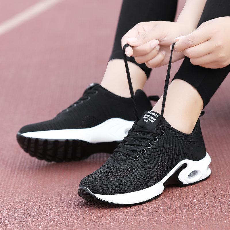 Kadınlar Yaz Yeni Hayalet Adım Dans Ayakkabı için Günlük Ayakkabılar Spor Ayakkabılar Öğrenci Artı Boyutu 42 Kore Sürüm