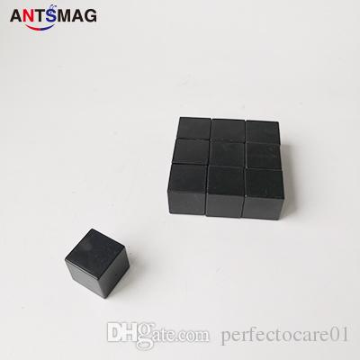 Plastic Coated N52 Neodymium Cube Magnets 15x15X15MM, 10 Pack Permanent Water Proof DIY Magnets