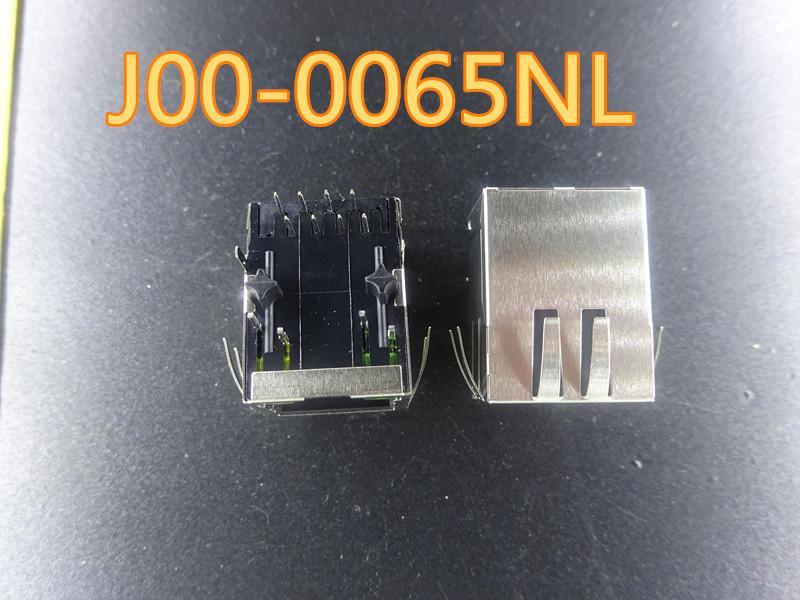 40 adet / lot yeni Ağ Bağlantısı J00-0065NL stok ücretsiz kargo içinde