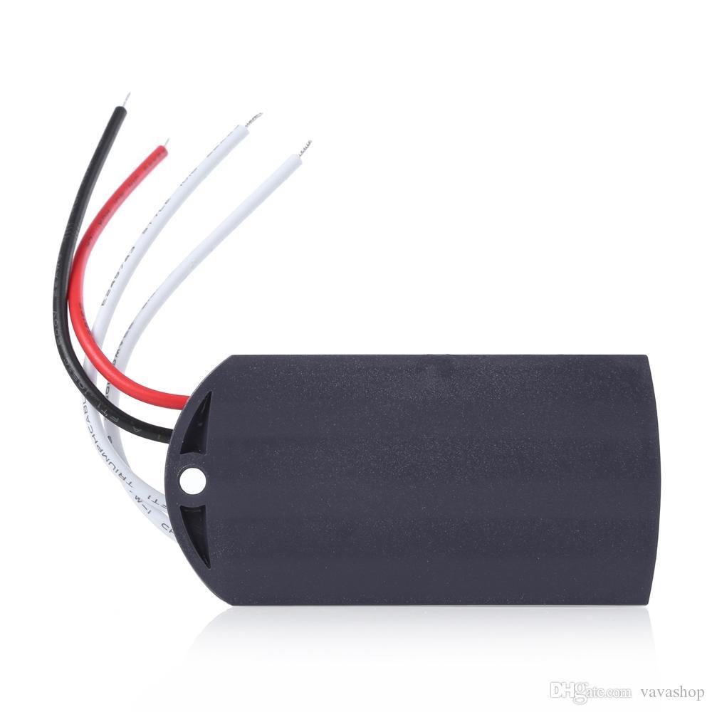 12V 18W LED Treiber Netzteil Treiber (AC 100-240V 50-60Hz)