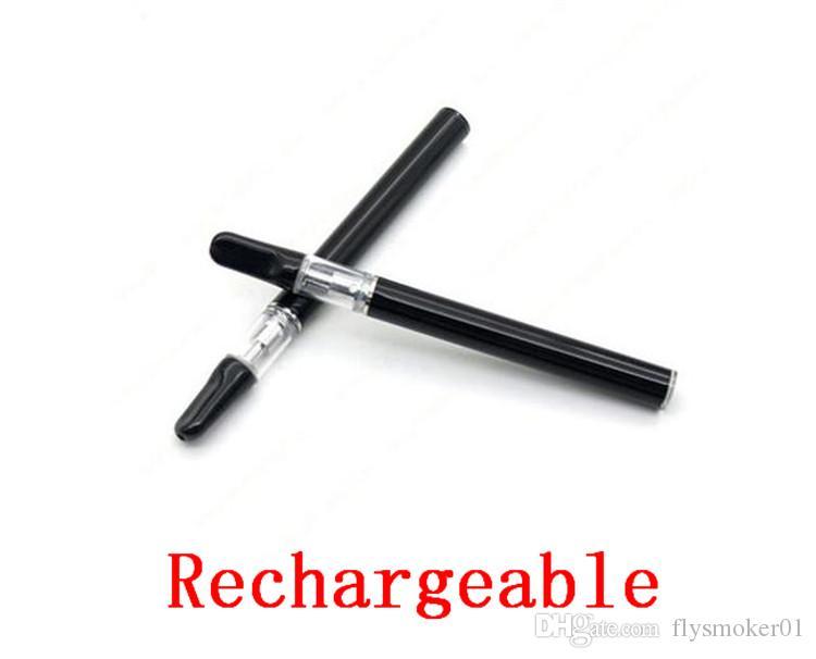 420 dispositif de cartouche d'huile de cigarette électronique stylo vape épais fumeur vaporiseur stylo bourgeon portable extrait de l'huile de co2 vaping rechargeable de l'appareil