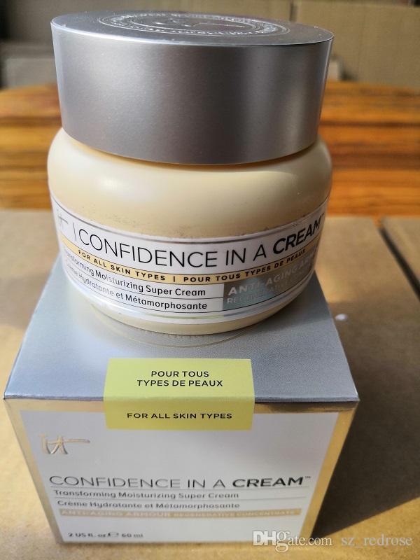 2018 NOUVEAU Riche Crème hydratante peau instantanée pour 60ml de soins de la peau du visage bonne qualty SHOPPING GRATUIT