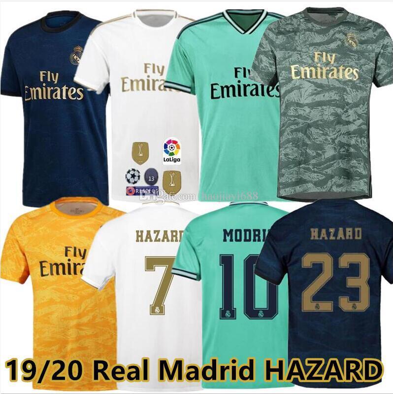 camisetas de fútbol real madrid 19 20 PELIGRO JOVIC MILITAO camiseta de fútbol 2019 2020 VINICIOS ASENSIO camiseta de fútbol niños camisa de futebol