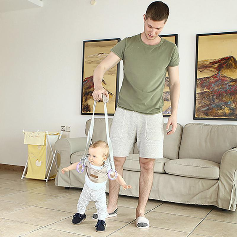 Baby Toddler Walking Assistant Learning Safety Reins Harness Walker Hot UK