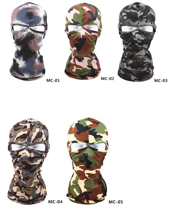 Тактическая CS капюшон ветрозащитной уф маска шлют открытые охоты верхом головной убор маску для лица пыли камуфляжных тактических масок задействуя маски для лица